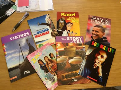 easy books