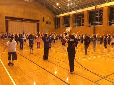 2016年 yosakoi practice
