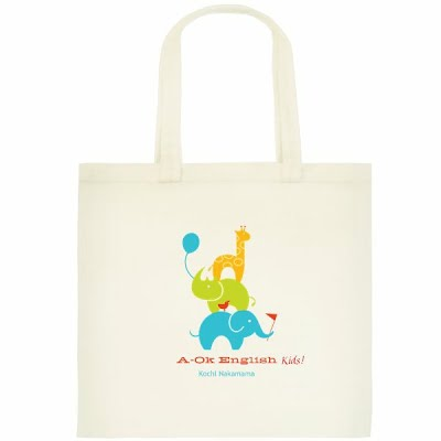 A-OK Kids Tote Bag キッズトートバッグ