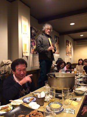 American Shakuhachi アメリカ人尺八先生