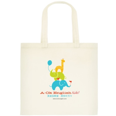 A-Ok Kids tote bag トートバッグ